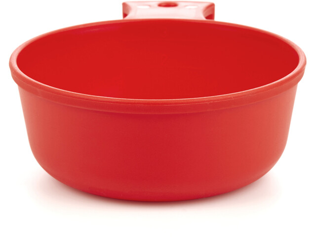 Wildo camping bowl Red